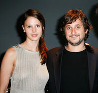 Rachel Korine and director Harmony Korine at the North American premiere of