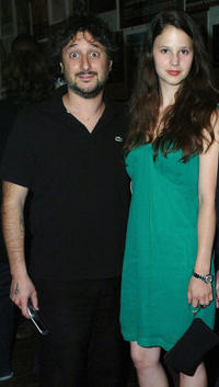 Director Harmony Korine and Rachel Korine at the IFC Films' dinner during the 2009 Toronto International Film Festival.