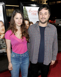 Rachel Korine and director Harmony Korine at the California premiere of