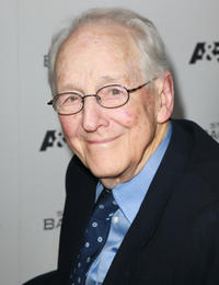 William Schallert at the premiere party of