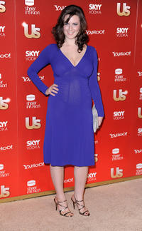 Katie Featherston at the Us Weekly Hot Hollywood Event in California.
