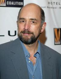Richard Schiff at the Creative Coalition Spotlight Awards.