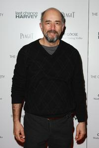 Richard Schiff at the Cinema Society and Piaget screening of