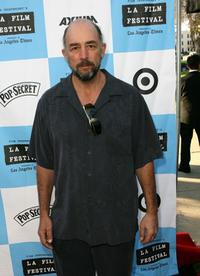 Richard Schiff at the Los Angeles Film Festival Closing Night screening of