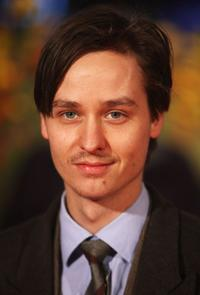 Tom Schilling at the premiere of