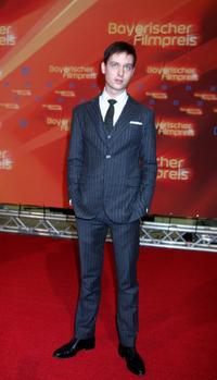 Tom Schilling at the Bavarian TV Award 2008.