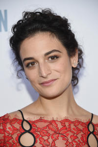 Jenny Slate at the New York premiere of