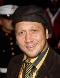 Rob Schneider at the premiere of