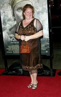 Rusty Schwimmer at the premiere of