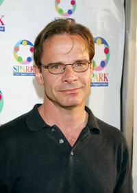 Peter Scolari at the WeSPARKLE Variety Hour (and a Half).