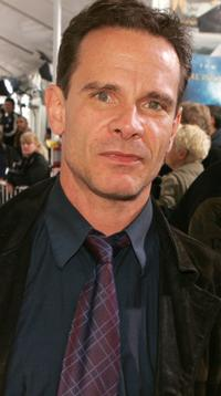 Peter Scolari at the premiere of