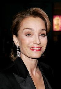 "Kristin Scott Thomas at the UK Premiere of ""Keeping Mum"" in London, England."