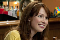 Ellie Kemper as Becca in ``Bridesmaids.''