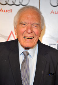 Angus Scrimm at the premiere of