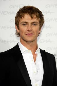 Charlie Bewley at the photocall of