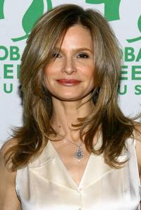 Kyra Sedgwick at Global Green USA's annual Sustainable Design Awards dinner.
