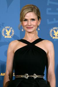 Kyra Sedgwick at the 59th annual Directors Guild Of America Awards.