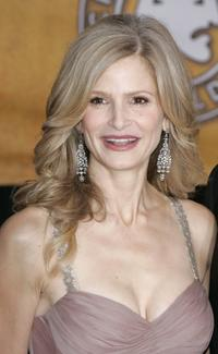 Kyra Sedgwick at the 12th Annual Screen Actors Guild Awards.