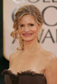 Kyra Sedgwick at the 63rd Annual Golden Globe Awards.