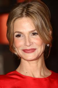Kyra Sedgwick at the 13th annual Critics' Choice Awards.