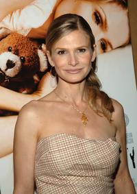 Kyra Sedgwick at the premiere of