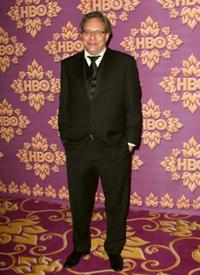 Lewis Black at the HBO Emmy after party.