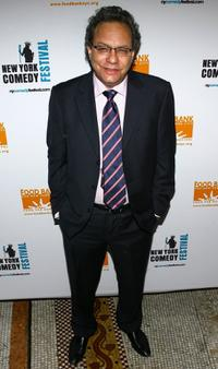 Lewis Black at the Mario Batali Roast which kicks off the 3rd Annual New York Comedy Festival.