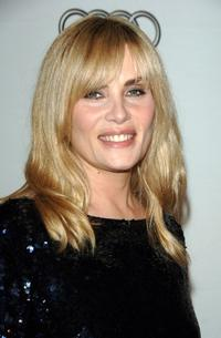 Emmanuelle Seigner at the screening of
