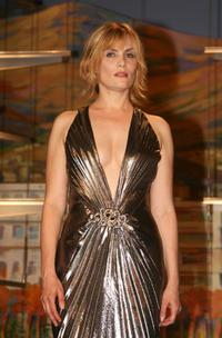 Emmanuelle Seigner at the 59th International Cannes Film Festival.