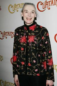 Marian Seldes at the opening night of