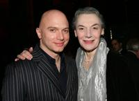 Michael Cerveris and Marian Seldes at the American Theatre Wing Annual Spring Gala.