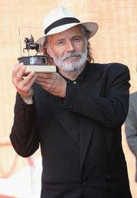 Rade Serbedzija at the 2nd Rome Film Festival.