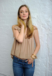 Caitlin Fitzgerald at the Tribeca Film Festival 2011 portrait studio.