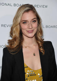 Caitlin Fitzgerald at the National Board of Review of Motion Pictures Awards gala.
