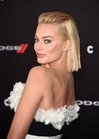 Margot Robbie at the California premiere of