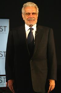 Omar Sharif at the the American Film Institute Festival.