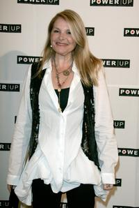 Helen Shaver at the Power Premiere Awards.