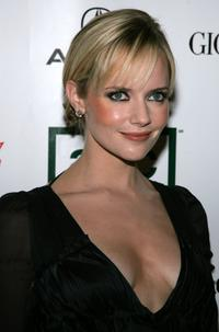 Marley Shelton at the 21st Annual American Cinematheque Award Honoring George Clooney.