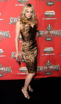 Marley Shelton at the Spike TV's
