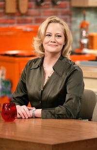 Cybill Shepherd at the