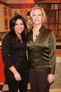 Cybill Shepherd and Rachael Ray at the