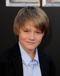 Dakota Goyo at the California premiere of