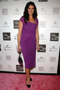 Brooke Shields at the Saks Fifth Avenues Viva La Cure to kickoff the