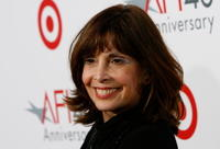 Talia Shire at the AFI's 40th Anniversary celebration presented by Target.