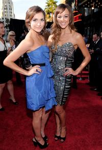 Alyson Stoner and Sharni Vinson at the world premiere of