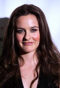 Alicia Silverstone at the