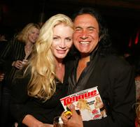 Gene Simmons and Shannon Tweed at the