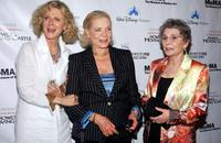 Jean Simmons, Blythe Danner and Lauren Bacall at the premiere of