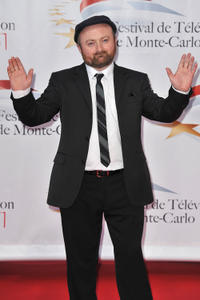 David Pearse at the opening night of the 2011 Monte Carlo Television Festival in Monaco.