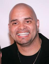 Sinbad at the Fulfillment Fund's 11th Annual Stars Benefit Gala.